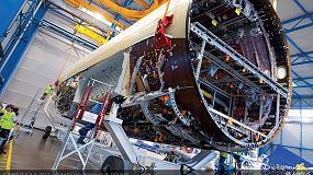 Foto de CT Ingenieros investigará nuevos desarrollos para la estructura de los futuros aviones de Airbus