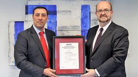 Foto de Jamones Airesano, primer certificado AENOR de producción de porcino sin antibióticos desde el destete