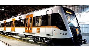Foto de Optimus, proveedor de la línea ferroviaria Barcelona-Vallés (FGC)