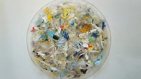 Foto de Starlinger muestra sus soluciones para la reducción de olor durante el reciclado