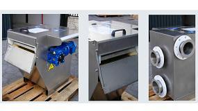 Foto de Dimasa Grupo presenta su nueva línea de equipos para los tratamientos físico-químicos