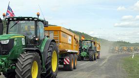 Foto de John Deere y Michelin buscan al mejor conductor de tractores de toda Europa