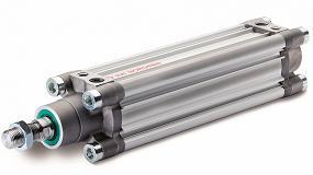 Foto de IMI Precision Engineering lanza una avanzada gama de cilindros neumáticos ISO estándar