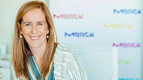 Foto de Marieta Jiménez, nueva presidenta y directora general de Merck en España