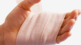 Foto de Un vendaje inteligente impreso en 3D monitoriza la curación de las heridas con nanotecnología