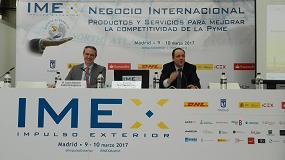 Picture of Feique presenta el último Informe de Comercio Exterior del Sector Químico y su directorio Chemicals from Spain en el marco del ICEX