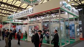 Foto de Fenzi Group estará en China Glass 2017