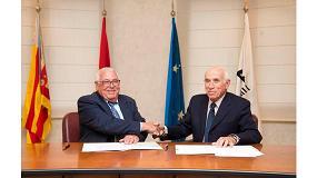 Foto de Ascer firma un acuerdo de colaboración con la Asociación Española contra el Cáncer