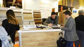 Foto de Arkomex acude a Promat con dos nuevas líneas de producto