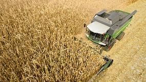 Foto de Nuevo cabezal de maíz para cosechadoras de cereales Fendt