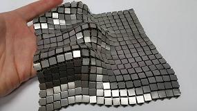 Foto de La NASA imprime en 3D un 'tejido espacial' con control térmico