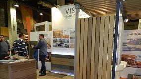 Foto de Visendum Madera Tecnológica presenta en Promat sus nuevos productos de la gama Visendum