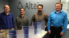Foto de Altair gana el Premio a la Excelencia Boeing 2016