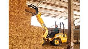 Fotografia de JCB amplia la seva gamma de màquines per a l'agricultura