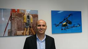 Picture of Entrevista con Ramón Mieres, director general de Topcon Positioning Spain