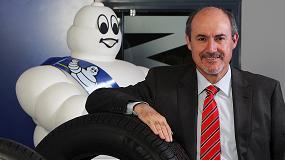 Foto de El presidente de Michelin España Portugal, galardonado como Mejor Directivo