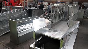 Foto de Nuevo sistema para ovino presentado por Javier Cámara