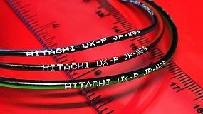 Foto de Hitachi presenta un nuevo codificador para tintas blancas