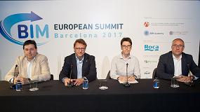 Fotografia de Presentación de la tercera edición del European BIM Summit