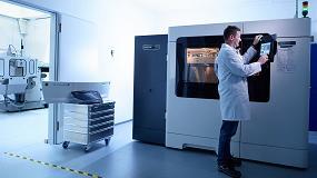Foto de Siemens y Stratasys introducen la impresión 3D en la producción industrial del ferrocarril alemán