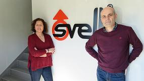 Foto de Svelt España continúa ascendiendo en la escalera del éxito empresarial