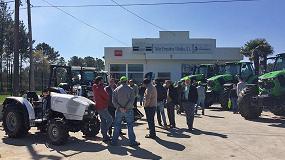 Foto de Taller Empalme Villalba celebra una jornada de puertas abiertas junto a SDF