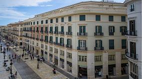 Foto de Aguirre Newman comercializa en exclusiva Marqués de Larios 4 de Málaga