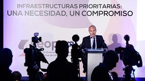 Foto de España necesita realizar 814 proyectos prioritarios de infraestructuras que crearían 994.120 empleos