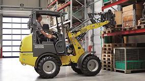 Picture of Perfeccionamiento de la cargadora eléctrica sobre ruedas WL20e