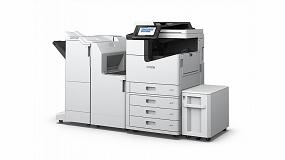 Foto de Revolucionaria impresora multifunción A3 profesional de alta velocidad