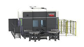Foto de TOS Varnsdorf y Maquinaria Márquez presentan un nuevo centro de mecanizado multifunción