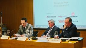Fotografia de Francisco José Morant, nuevo presidente de Hispalyt, elegido en las XXXIX jornadas de la Asociación en La Rioja