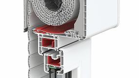 Foto de Conjunto de persiana y monoblock para optimizar el consumo energético