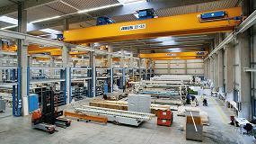Foto de Abus 'cuida' las láminas de papel de aluminio de una empresa fabricante
