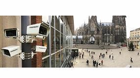 Foto de Dallmeier monta en Colonia un sistema pionero en la videovigilancia del espacio público