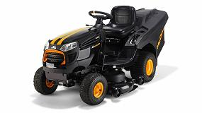 Foto de Tractores McCulloch presenta una nueva generación de tractores de jardín