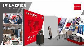 Picture of Lazpiur exhibe su tecnología en la fabricación de utillaje para forja en Hannover