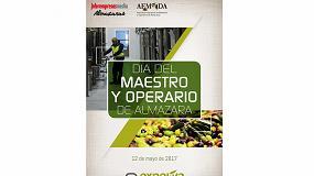 Foto de AEMODA y la revista Almazaras organizan el Día del Maestro y Operario de Almazara en Expoliva