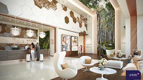 Foto de Antalis muestra en Fespa sus nuevos productos y soportes para interior