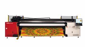 Foto de Agfa Graphics lanza la nueva Avinci DX3200 para la impresión en textil de señalización y decoración