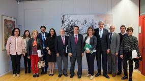 Foto de FER renueva el acuerdo de colaboración con la Feria Internacional de la Recuperación y el Reciclado, SRR