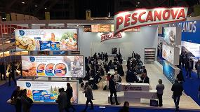 Picture of Pescanova presenta en la Seafood de Bruselas la gama Dippeo: la forma más fresca, fácil y divertida de disfrutar de los langostinos
