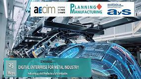 Foto de Una jornada presenta el 'Digital Enterprise' para la industria del metal