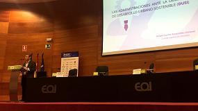 Foto de La Rehabilitación Eficiente y el Desarrollo Sostenible reúnen a profesionales de la Construcción en Sevilla