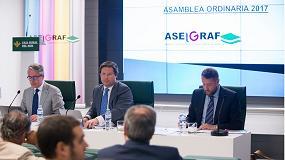 Foto de Aseigraf aprueba un cambio de estatutos para crear una base de datos de morosos del sector
