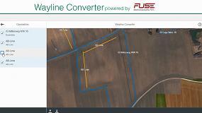 Foto de FarmFacts y AGCO dan a conocer la nueva herramienta de conversión Wayline para mejorar la portabilidad de los datos de guiado automático