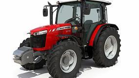 Foto de El tractor MF 5710 de Massey Ferguson recibe, en Australia, el premio de Mejor Máquina Accionada