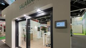 """Foto de Salamander patrocina la Jornada de Arquitectura """"Renovación urbana y nuevas tecnologías"""", en SICO, Vigo"""