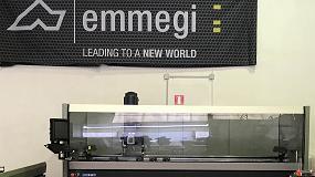 Foto de Open House de Emmegi en la sede de Ferrotecnica