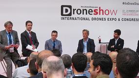 Foto de La seguridad de uso de drones en instalaciones e infraestructuras, a debate
